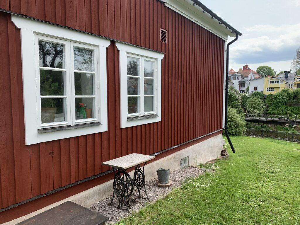 Fasadrenovering och målning