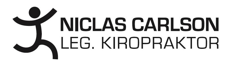 Kiropraktor Niclas Carlson